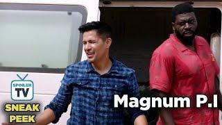 "Magnum P.I. 1x02 Sneak Peek 3 ""From the Head Down"""