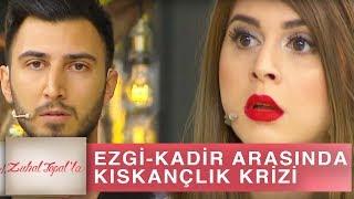 Zuhal Topal'la 212. Bölüm (HD) | Ezgi - Kadir Arasında Kıskançlık Krizi!