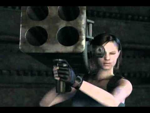 Jill Valentine - 15th Anniversary Edition