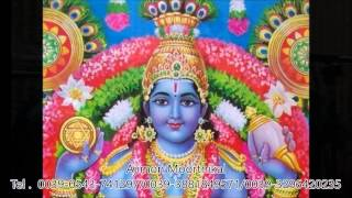 GURUVAYOORAMBALA- HINDU DEVOTIONAL SONG - MOORTHIKAL CREATIONS