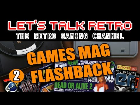 Games Mag Flashback (Episode 2) - Let's Talk Retro
