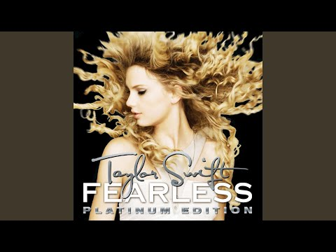 Fearless Platinum Edition- Taylor Swift