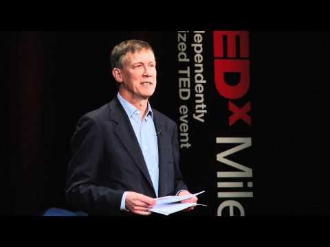 TEDxMileHigh - John Hickenlooper