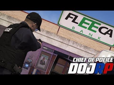 DOJ Chief of Police - High Speed Heist Getaway - EP.20