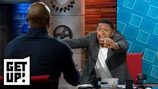 Download Michael Jordan-LeBron James debate between Jalen Rose and Jay Williams turns wild | Get Up! | ESPN Mp3 and Videos