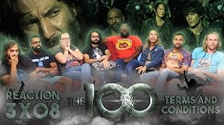 The 100 - 3x8 Terms and Conditions - Group Reaction