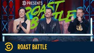 Roast Battle – Ben Schmid vs. Drew Portnoy & Ingrid Wenzel vs. Kristina Bogansky | S04E06