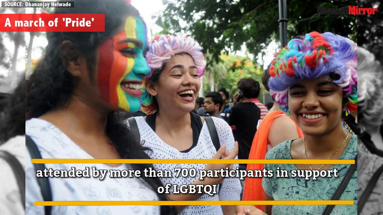c80f226ef51e LGBT Pride Month  Here s how Pune celebrated its 7th edition - YouTube