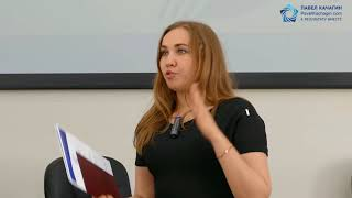 Екатерина Негодяева отзыв на обучение коучингу и психологии / Павел Качагин