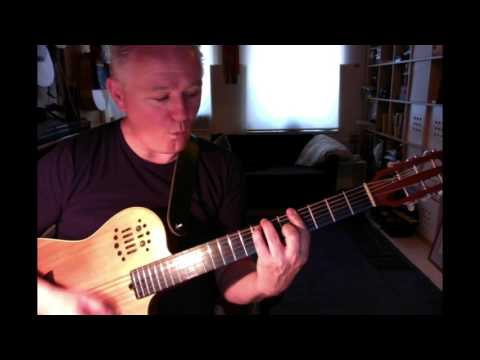 The Ballad Of Jenny Ledge Chord overview