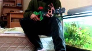 Liên khúc nhạc thiếu nhi - ukulele cover by Tiny S