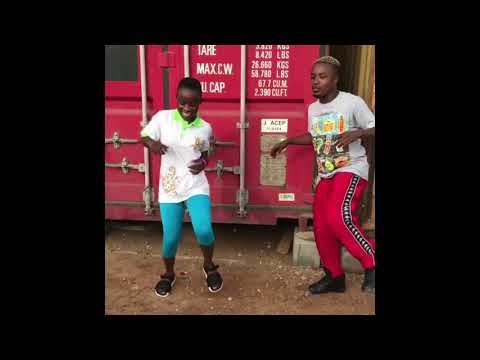 Best African one minute dance with dancegod and reggie boogie