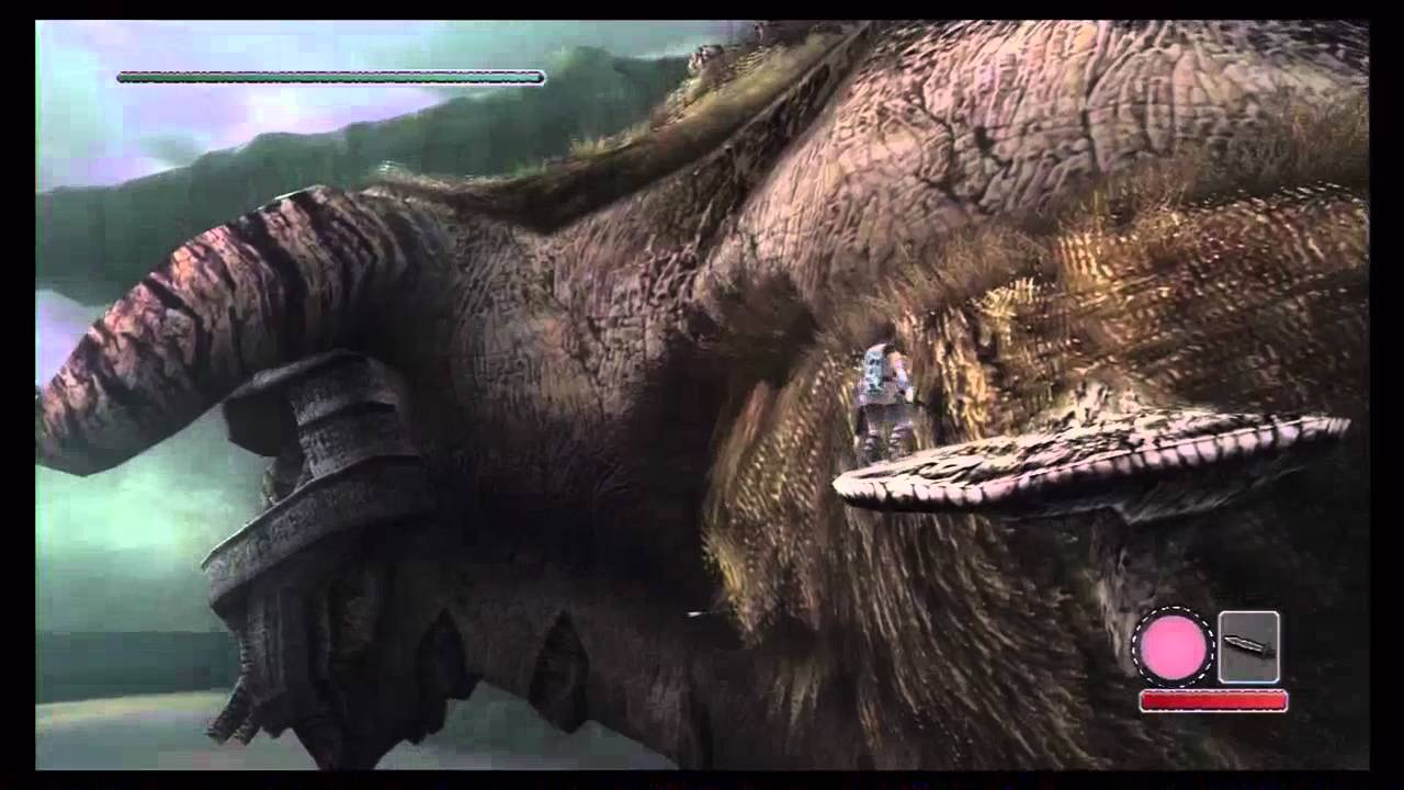Shadow of the Colossus (PS2/PS3) (FULL GAME Walkthrough ...