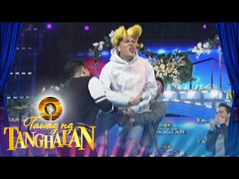 Tawag ng Tanghalan: Vhong and Jhong make fun of Vice Ganda