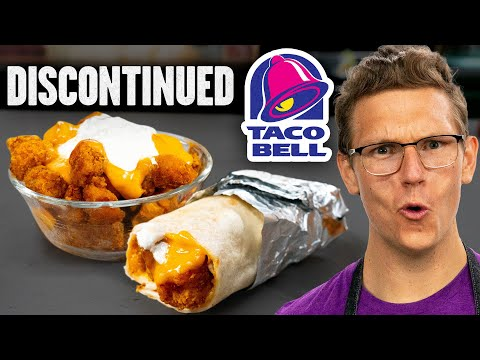 We Have Beef With Taco Bell (BRING BACK THE FIESTA POTATOES!!)