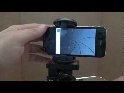 iphone tripod adapter itech diy adaptador trip 233 para iphone diy 7036