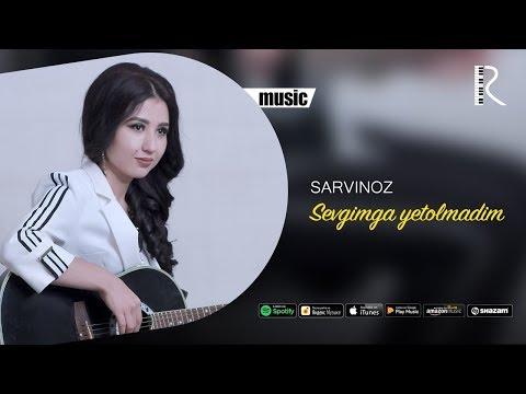 Sarvinoz - Sevgimga yetolmadim | Сарвиноз - Севгимга етолмадим (music version) #UydaQoling