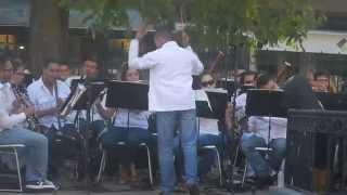 SENTIMIENTOS-FEELINGS Banda Sinfònica 24 de Junio Serenata Virgen Candelaria Valencia Venezuela