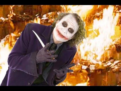 8 Theories About The Origins Of Heath Ledger's Joker