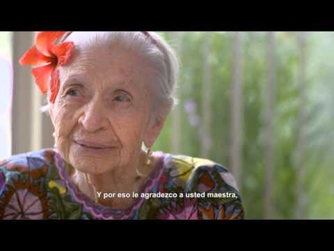 #HistoriasQueInspiran : Victoriana Jaime Nieto - Graduada de secundaria a los 93 años