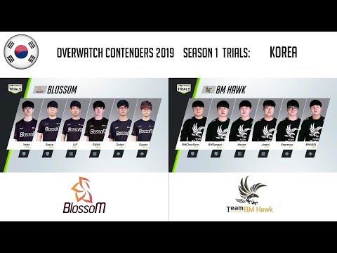 BlossoM vs BM Hawk vod