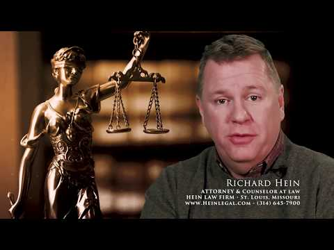 Christmas Greetings from Attorney Richard Hein | The Hein Law Firm Saint Louis, Missouri