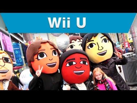 Wii U - New York Mii Invasion
