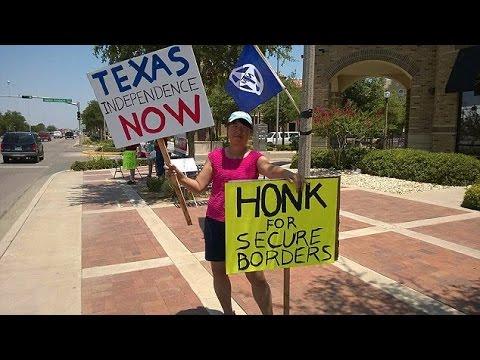 Texas Republicans Calling for Secession...