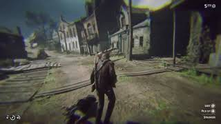 Here Comes the Red Dead