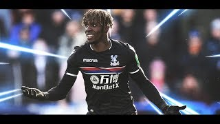 Wilfred Zaha - Welcome To Chelsea - Crazy Skills Show, Tricks, Speed, Passes & Goals - 2018 | HD