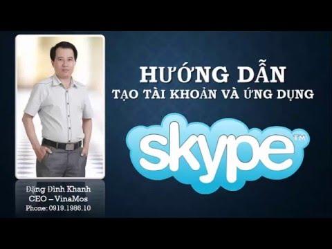 Hướng dẫn Skype
