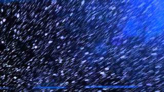 Футаж для видео монтажа и для клипов HD Footage for video editing Снег.Вьюга. Метель. Зима 18