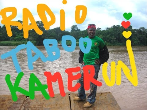Radio Taboo - Community Radio in Cameroon - 2/2016 by Issa Nyaphaga