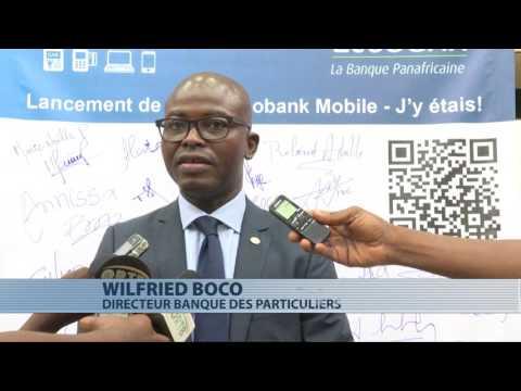 Ecobank lance son application mobile