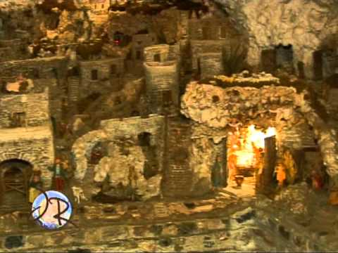 Joan's Rome - Street Sweepers' Nativity