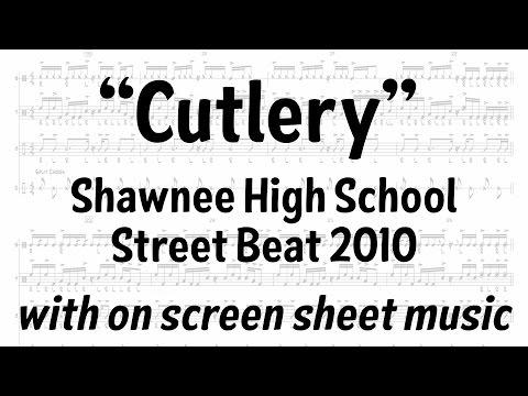 Shawnee High School Street Beat 2010 Cutlery