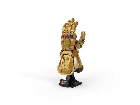 Marvel - LEGO Infinity Gauntlet - Video
