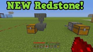 Minecraft Xbox 360 + PS3 - New Redstone Features Explained TU19 TU20