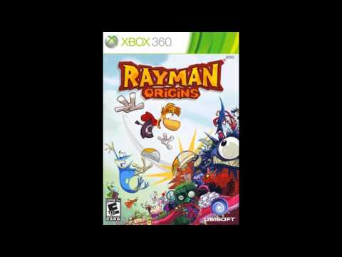 Rayman Origins Soundtrack - World Map ~ Jibberish Jungle
