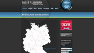 Digitalradio / DAB+Tutorial: Empfang