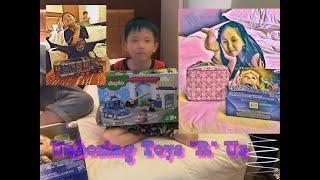 "Unboxing Toys ""R"" Us Roblox - FastLane - Baby Alive - lego Duplo Vlog #20"