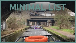 162 - Narrowboat cruise under Spaghetti Junction and down the Perry Barr Locks