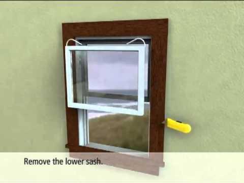 Jeld Wen Sash Replacement Kit System Youtube