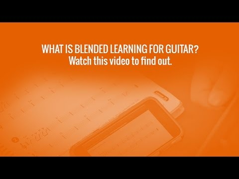 Blended Learning: The Future of Classroom Guitar Instruction