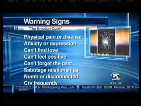 The Emotion Code on KSL-TV Salt Lake City Utah, 4-22-2011