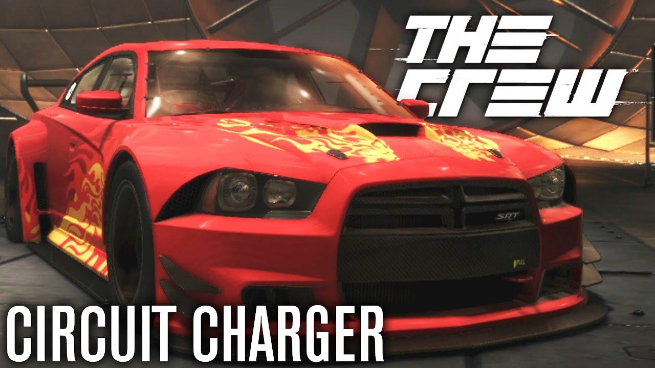 The Crew Best Circuit Car