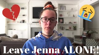 Jenna Marbles DID NOT Deserve THIS! #JennaMarbles
