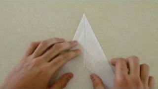 How To Make Origami Paper Airplane