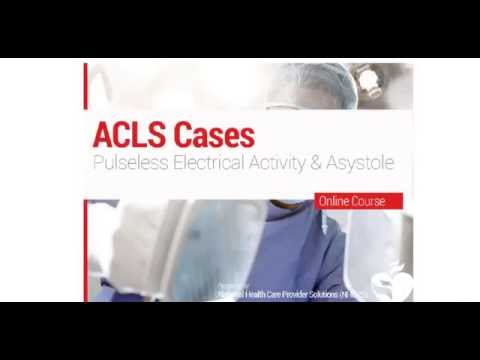 19 Acls Pulseless Electrical Activity Amp Asystole Youtube