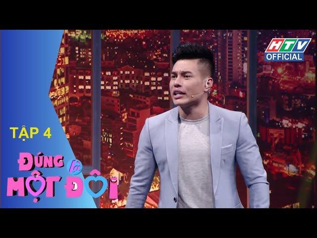 HTV ĐÚNG LÀ MỘT ĐÔI | Kiều nữ làng hài Nam Thư cực kỳ sắc sảo | DLMD #4 FULL | 5/4/2018